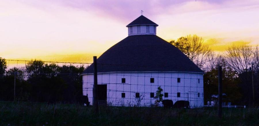Thos. C. Singleton Barn