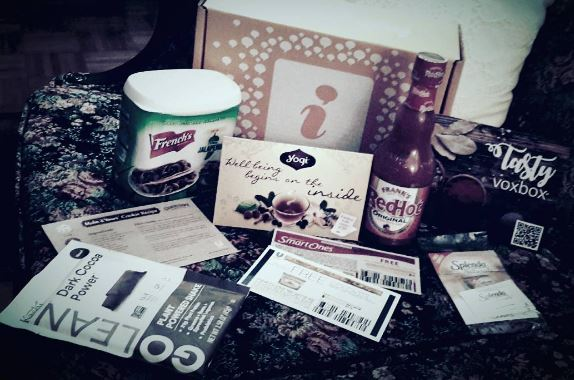 influenster-tasty-vox-box